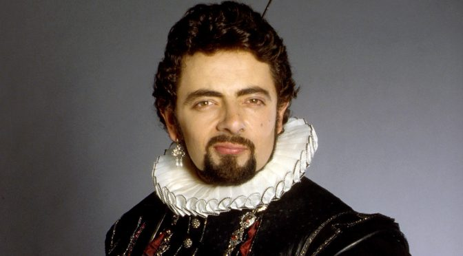 Rowan Atkinson Birthday – Happy Birthday Edmund Blackadder!