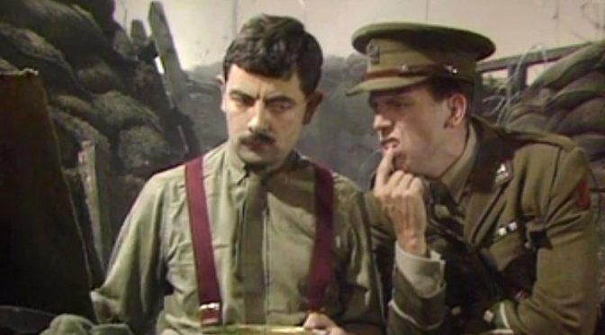 Blackadder Trivia and General Randomness – Did you know?