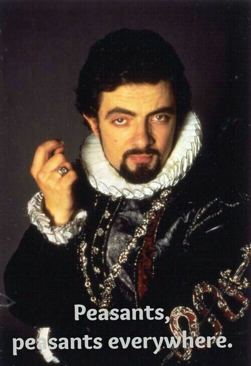 Rowan Atkinson born January 6th 1955