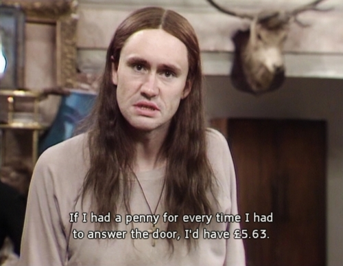 Nigel Planer as Neil from the Young Ones