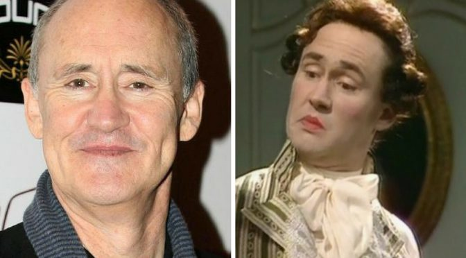 Nigel Planer in Blackadder played Lord Smedley who was one half of the Scarlet Pimpernel