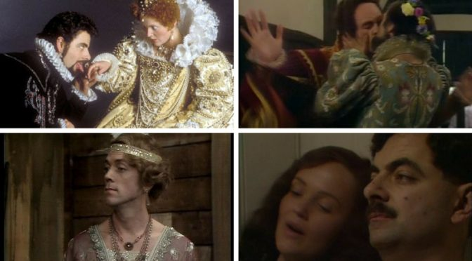 Blackadder – 5 of the most romantic moments