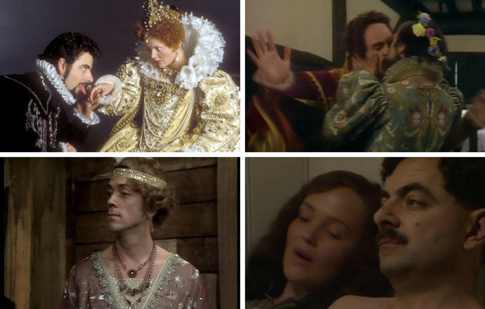 The most romantic moments in Blackadder