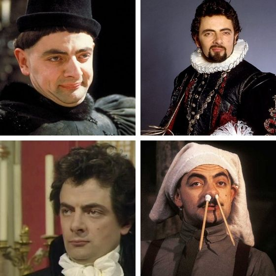 Blackadder Quotes and Scripts